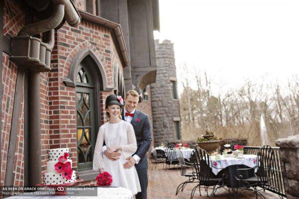 Wedding-cake-castle