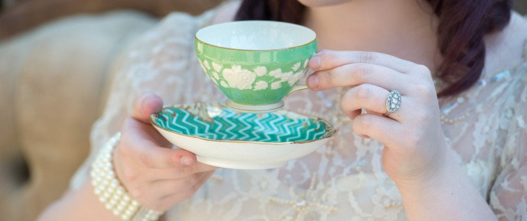 Teacup-luxury-green