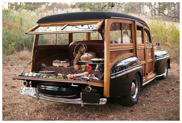 vintage-car-picnic