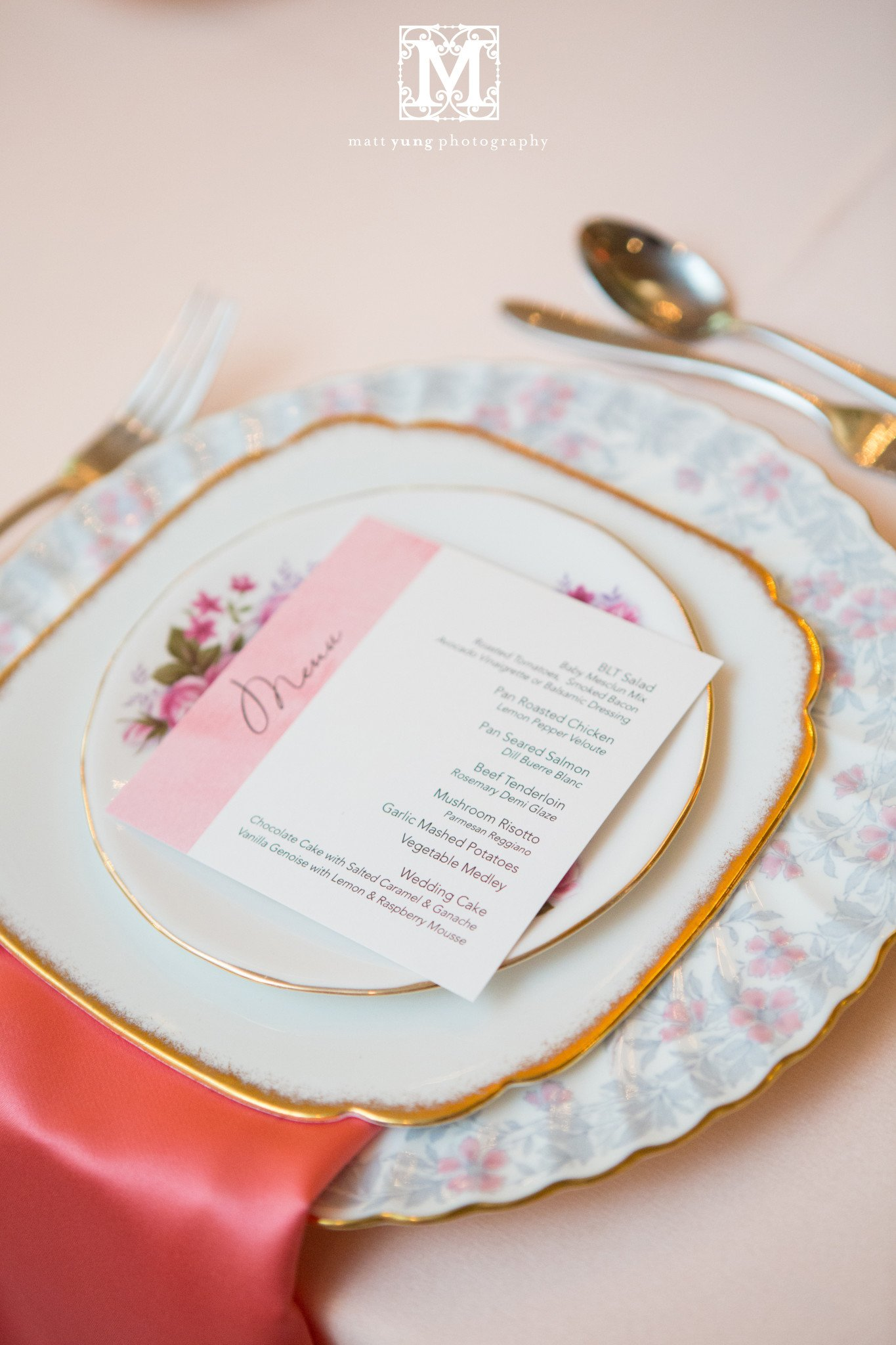 Fine China Rental - Best Value Package