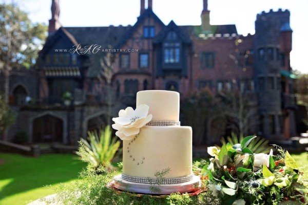 wedding-cake-castle