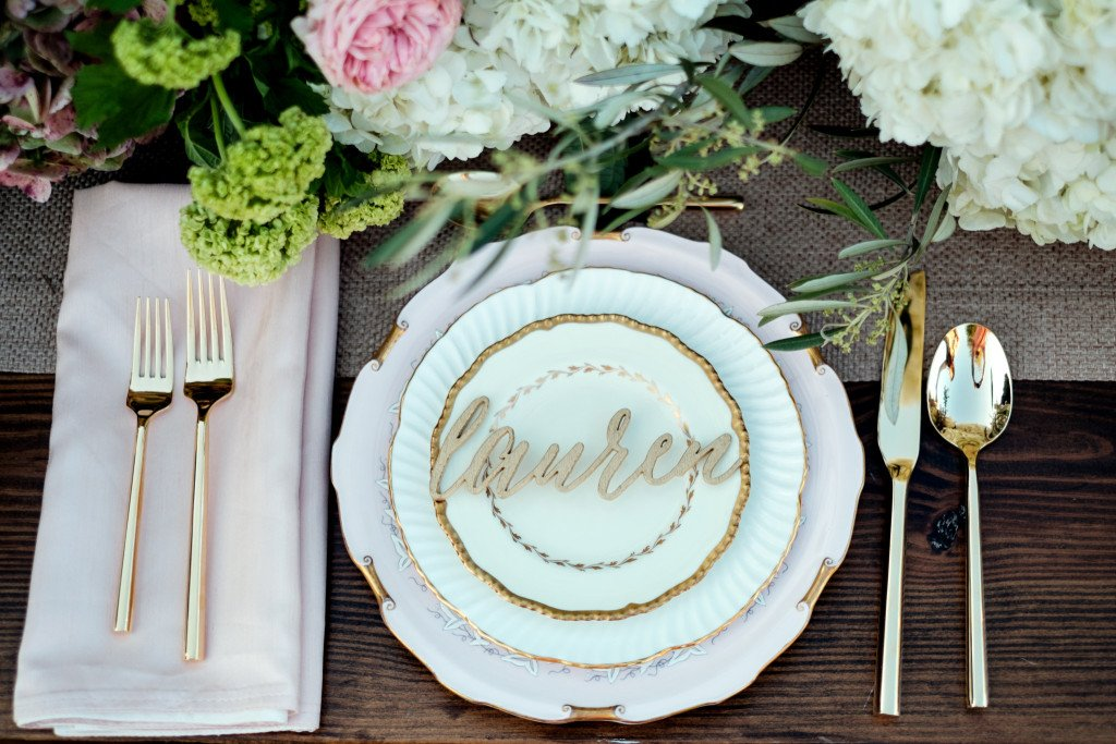 Fine China Place Setting