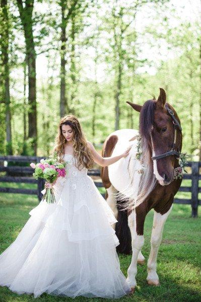 horse-wedding-rustic-georgia