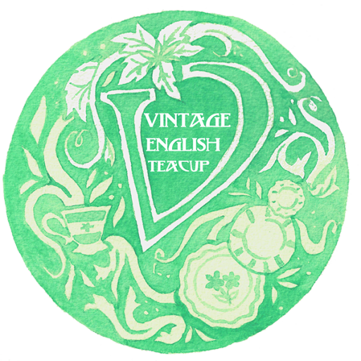 Vintage English Teacup Logo