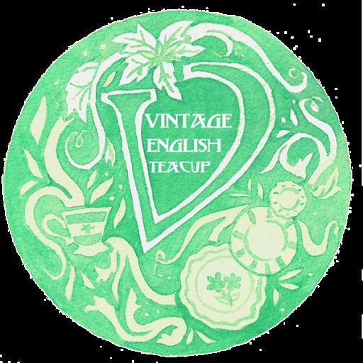 Vintage English Teacup Logo