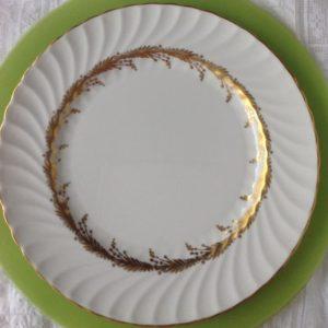 dinner-plate-gold