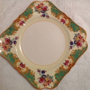 Vintage Fine china Plate