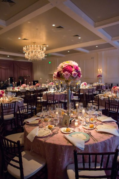 Reception at The Estate Atlanta