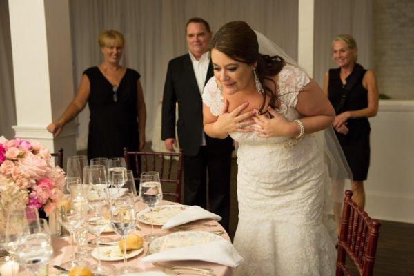 Bride at Estate Buckhead