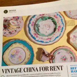 Vintage China Rentals Atlanta