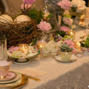 luxury Wedding tablescape