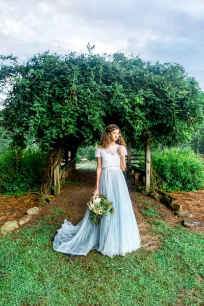 Georgia peach Luxury Rustic Wedding at Serenbe