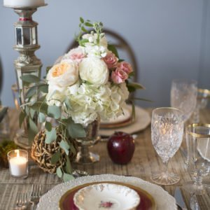 luxury table styling Georgia Wedding