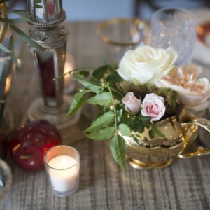 Luxury Wedding Table Top