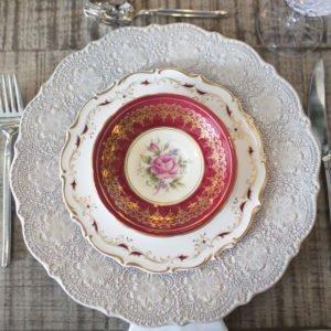 luxury wedding table Flourish Georgia