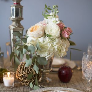 luxury tabletop wedding Flourish Georgia