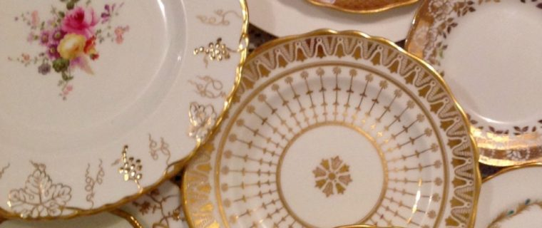 Wash, Rinse, Repeat!Care of Vintage China.