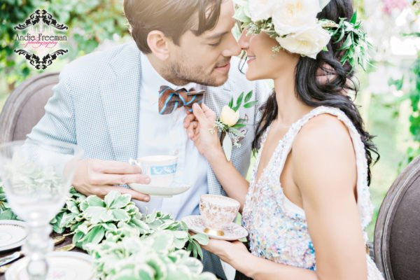 Tea Cup Luxury Wedding Georgia