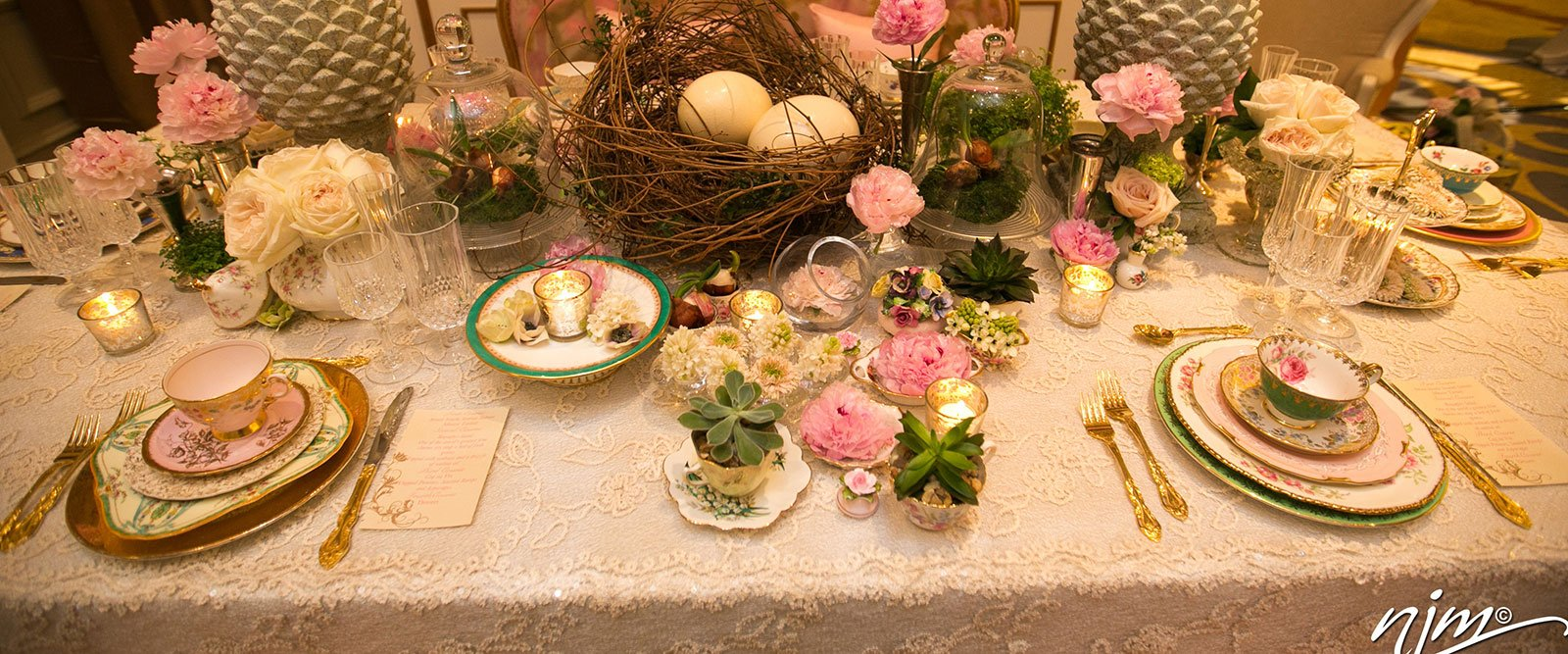 Table With Eggs
