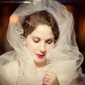 Wedding-veil-bride
