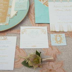wedding-blue-gold