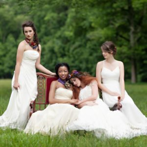 Bridesmaids-rustic-southern