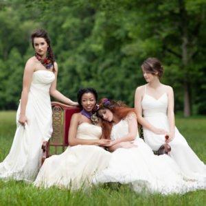Bridesmaids-rustic-southern