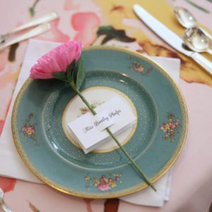 Bridal-shower-table-plates