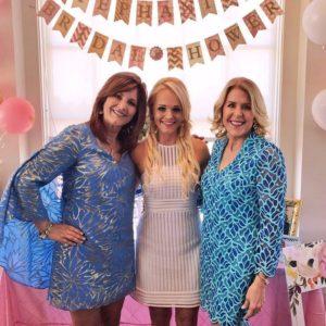 Bridal-shower-guests