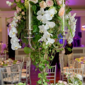 orchid-wedding-table