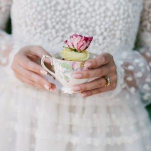 Tea-cup-bride