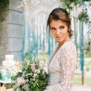 turquoise-wedding-backdrop
