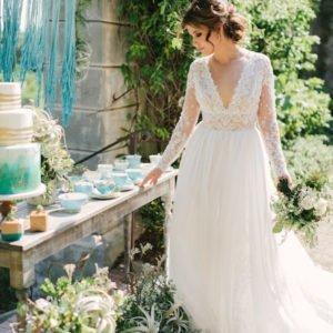 Turquoise-Cake-wedding