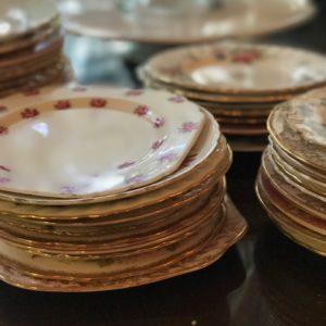 cake-plates-wedding