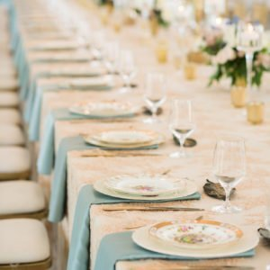 Elegant Alfresco Garden Party Wedding