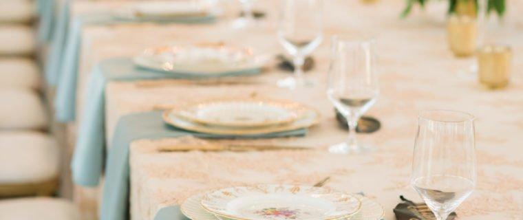 Elegant Alfresco Garden Party Wedding