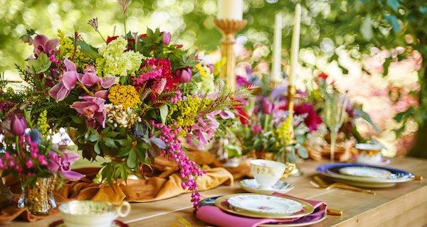 Bohemian Banquet at Piedmont Park