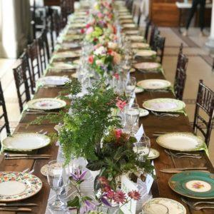 Head -Table-Reception