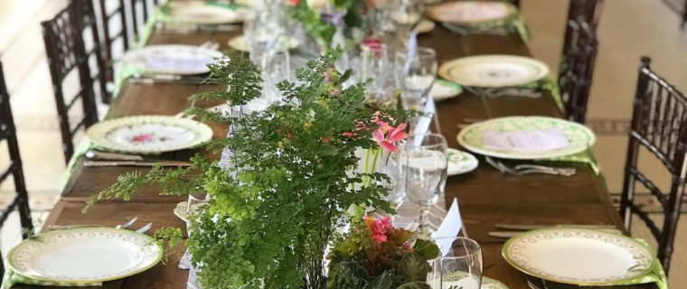 Head -Table-Reception