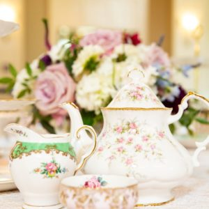 Teapot Heaven – over 85 Fine China Teapots for Rent