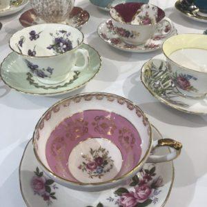 vintge english teacup