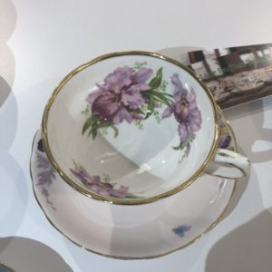vintage e nglish teacup