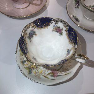 vintage english teacup