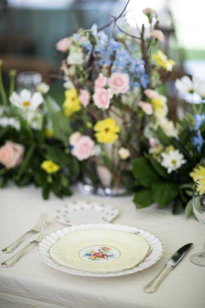 fine china wedding