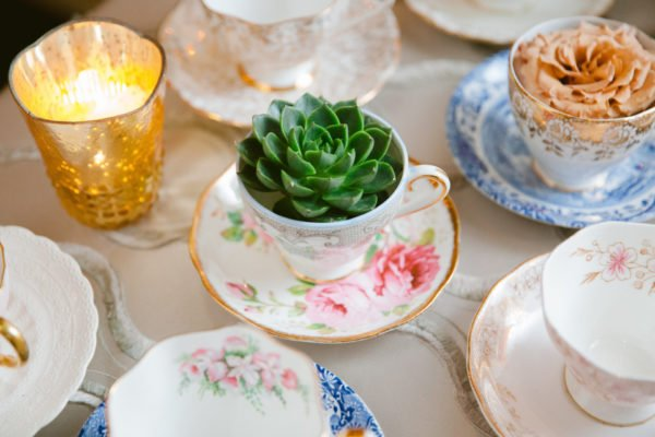 succulant-teacup-wedding