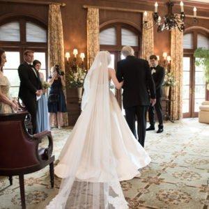 Bride with Father atlanta