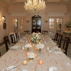 Head Table Wedding