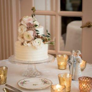 wedding cake table atlanta