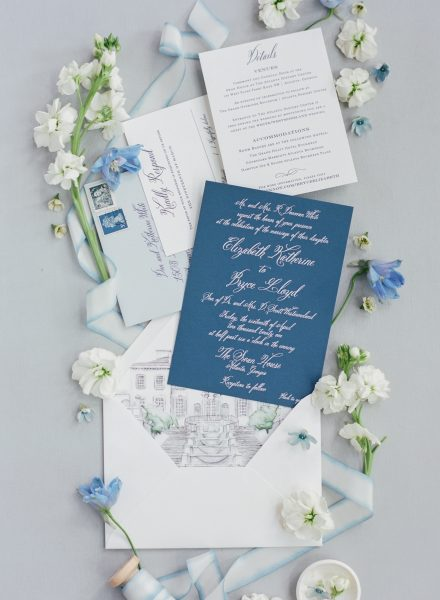 blue-white-wedding-paper
