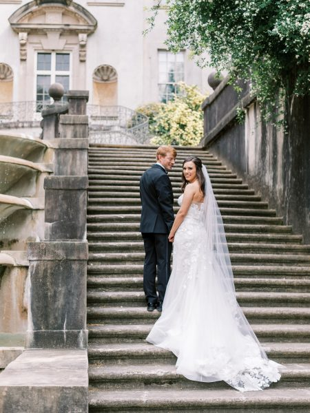 swan-house-wedding-stairs